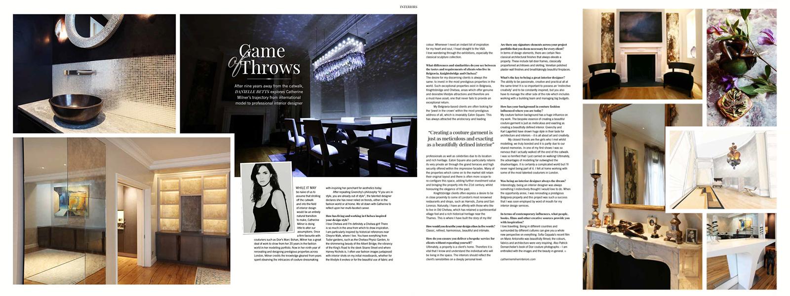 Kensington & Chelsea Magazine