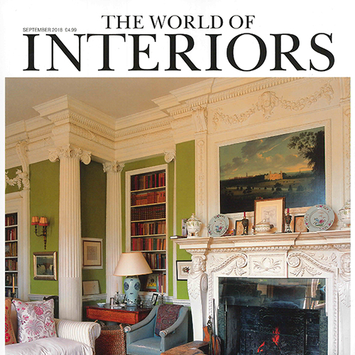 World of Interiors, September 2018
